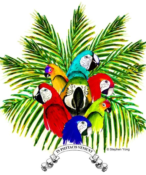 Parrots SY